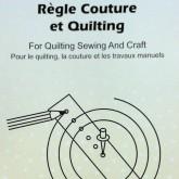 Règle couture et quilting