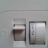 reglage machine pour coudre l'intissé