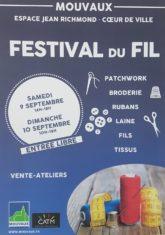 Festival du fil – Mouvaux 2017