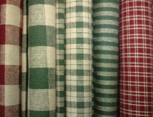 Arrivage de tissus patchwork