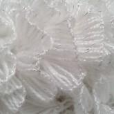 Etincelle, une fois tricotée