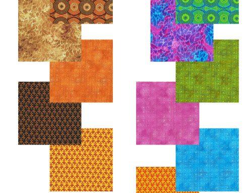 Nouvelles collections patchwork et leurs modèles