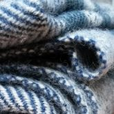 Tissage en pure laine