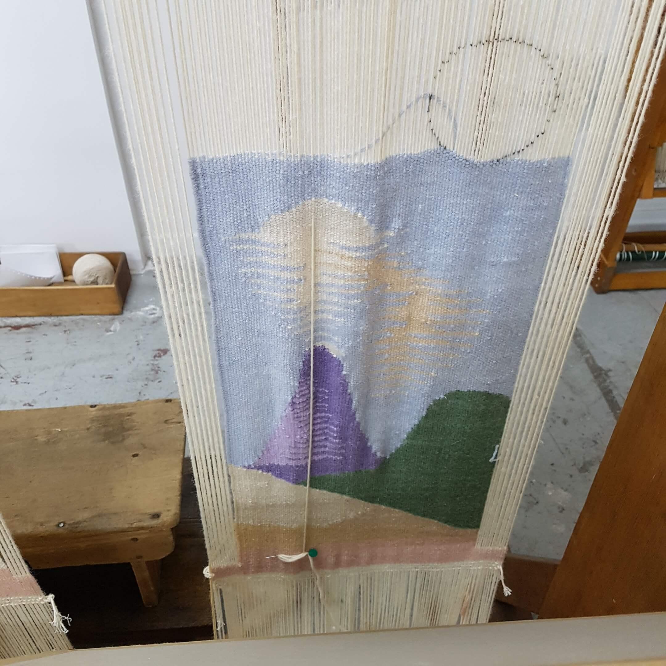tapisserie 1er niveau